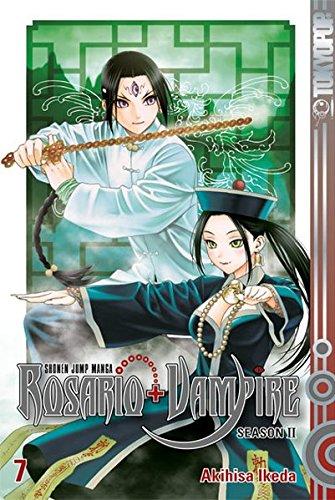 Rosario + Vampire Season II 07: Die Wiederherstellung des Siegels