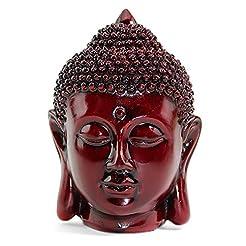 Smiling Meditating Buddha Shakyamuni Hea...