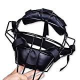 Extended game Sports Throat Guard Adult Catcher's Mask Adult Baseball/Softball Protective mask