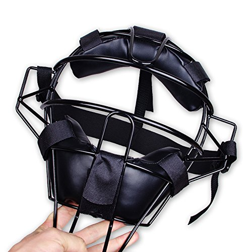 Extended game Sports Throat Guard Adult Catcher's Mask Adult Baseball/Softball Protective mask by Xinyu