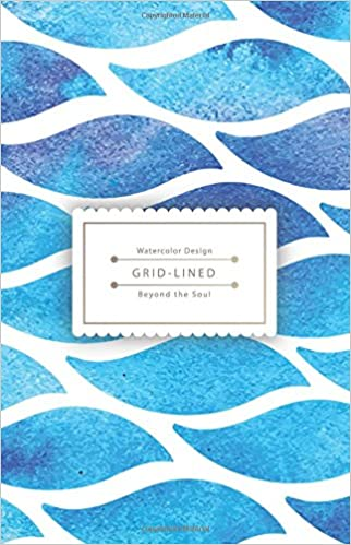Grid-lined Beyond the Soul: Blank Graph Book (Professional