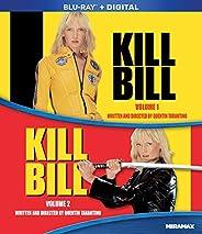 Kill Bill 2 Movie Collection (Blu-ray + Digital)