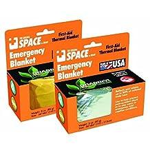 Emergency SPACE Blanket - Gold- 24 ct.