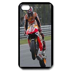 Custom Case Marc Marquez for iPhone 4,4S Z5U3298694