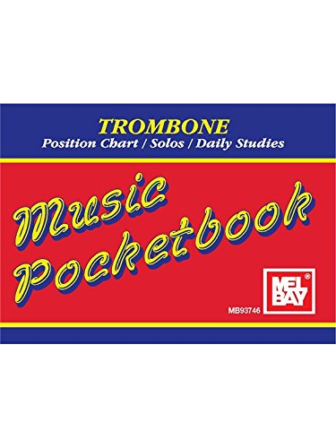 Music Pocketbook: Trombone - Partitions