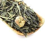 Tao Tea Leaf Strawberry Green Tea, 50g Premium Loose Tea Blend