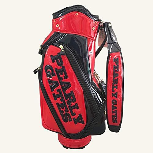 格安販売中 PEARLY PEARLY GATES パーリーゲイツ キャディバッグ ゴルフ [並行輸入品] バッグ レディース メンズ レディース [並行輸入品] B07P1RWZ12 ネイビー+レッド ネイビー+レッド, デジ倉:088f45df --- arianechie.dominiotemporario.com
