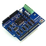 L298P Shield R3 DC Motor Driver Module 2A H-Bridge 2 way For Arduino UNO 2560 NW
