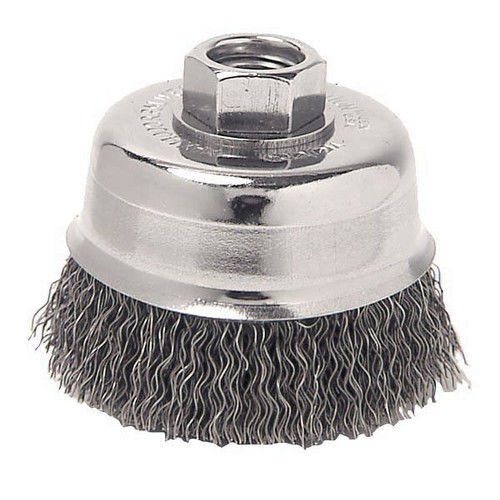 "Advanced Tool Design Model  ATD-8231  5"" Crimped Cup Brush"