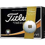 Titleist Pro V1 NCAA Golf Balls | Notre Dame