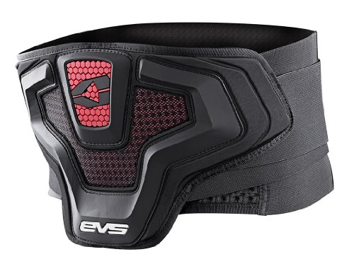 Belt Youth Standard - EVS Sports BB1 Celtek Kidney Belt (Black, Youth)