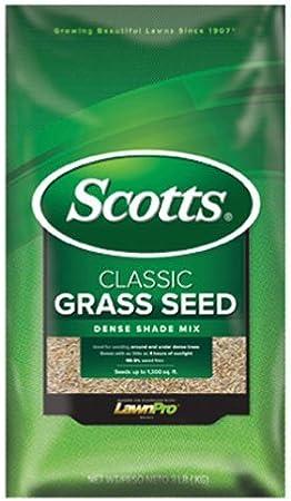 Scotts  Classic  Mixed  Sun /& Shade  Grass Seed  3 lb. 17290