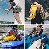 Earth Pak- Waterproof Dry Bag with Front Zippered