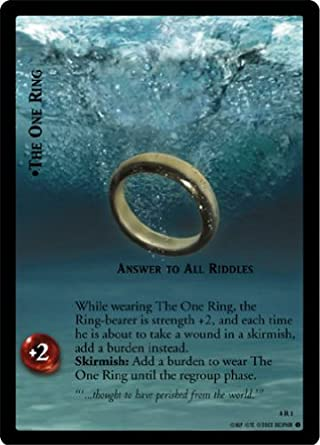 LOTR TCG Deep of Helm 4U347 The Two Towers Lord of the Rings VERY FINE FOIL