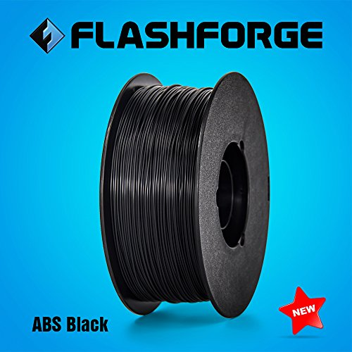 FLASHFORGE 3Dプリンター CREATORクリエイター  CREATORXクリエイタエックス 専用 ABS フィラメント 日本正規代理店 (ブラック)
