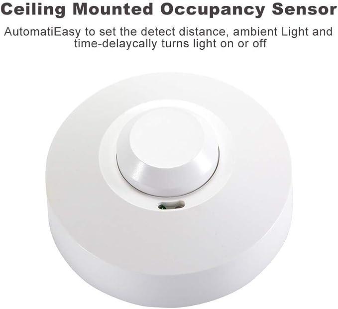 Amazon.com: Sensor de radar de microondas, interruptor de ...