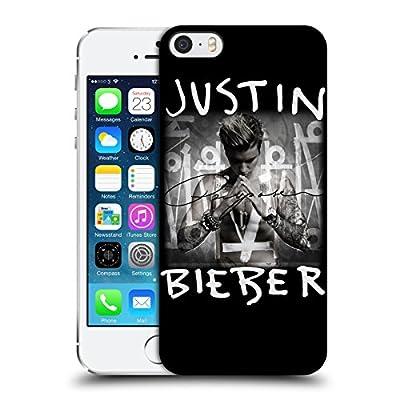 Official Justin Bieber Purpose Key Art Hard Back Case for Apple iPhone 5 / 5s