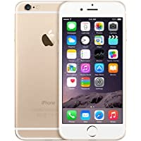 Apple iPhone 6 GSM Unlocked, 64 GB - Gold (Certified...