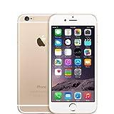 Apple iPhone 6, GSM Unlocked, 64GB - Gold (Certified Refurbished)