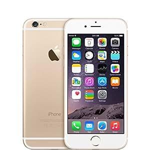 Apple iPhone 6 GSM Unlocked, 64 GB - Gold (Certified Refurbished)