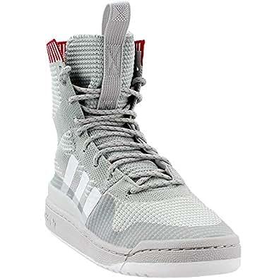 Amazon.com | adidas Mens Forum Winter Primeknit Casual