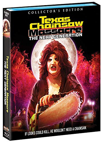 - Texas Chainsaw Massacre: The Next Generation [Collector's Edition] [Blu-ray]