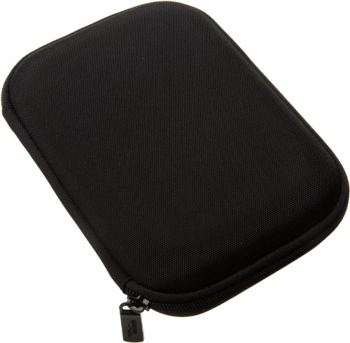AmazonBasics Hard Carrying Case for 5-Inch GPS – Black