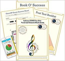 Amazon.com: Indiana CORE Fine Arts - Vocal and General Music ...