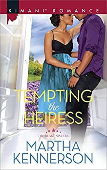 Tempting the Heiress (The Blake Sisters) by [Kennerson, Martha]