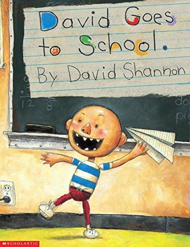 Download David Goes to School PDF