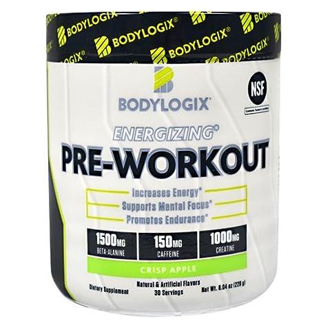Amazon com: BodyLogix Energizing Pre-Workout: Health & Personal Care