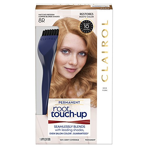Clairol Nice n Easy Root Touch-Up, 8R Reddish Copper Blonde