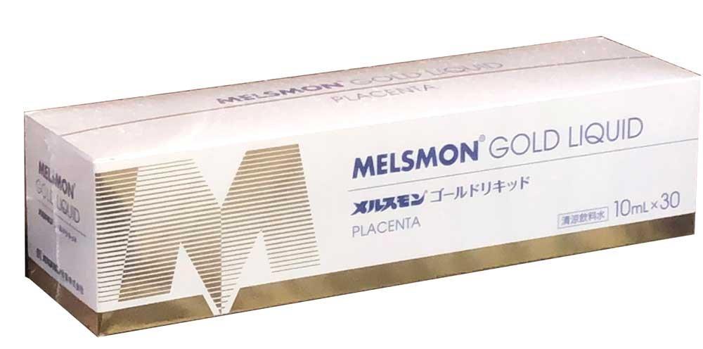 【メルスモン製薬】メルスモン ゴールドリキッド 10ml×30本 B009NQNP4K
