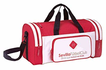 Safta Bolsa De Deporte Sevilla F.C. Oficial 550x270x260mm ...