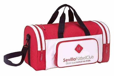 Safta Bolsa De Deporte Sevilla F.C. Oficial 550x270x260mm