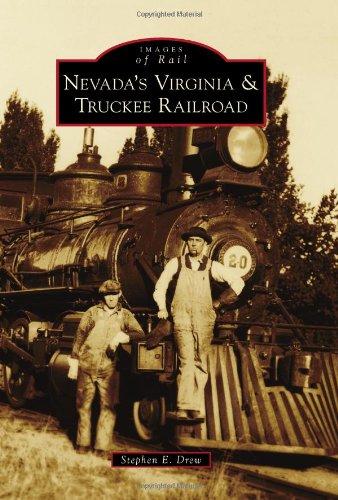Pacific Ore Car - Nevada's Virginia & Truckee Railroad