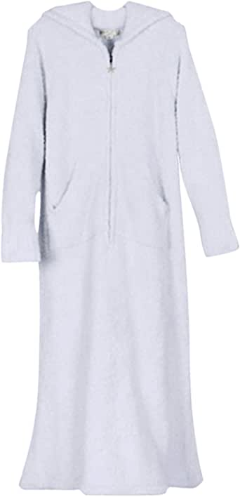 Barefoot Dreams Polyester Cozychic Women's Lounger - Blue