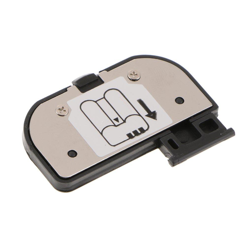 Sharplace Tapa de Bateria Compatible con Cá mara Nikon D7000 D7100 D600 D610 D7200 Accesorios de Cà mara