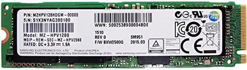 Samsung SM951 128GB - Unidad de estado sólido SSD (128 GB, M.2 ...