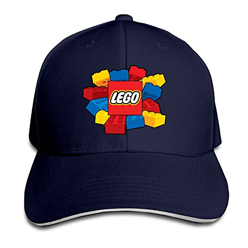 Logon 8 Lego Funny Baseball Cap Navy One Size