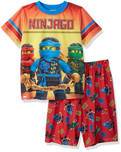 LEGO Boy's Ninjago 2-pc Pajama Short Set