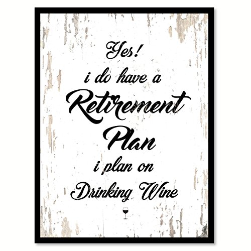 Top wine quotes on canvas for 2019