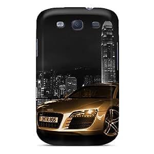 New Fashion Premium Tpu Case Cover For Galaxy S3 - Audi R8