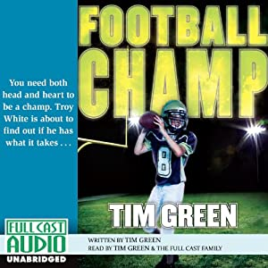 Football Champ Audiobook