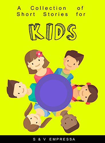 A Collection of short stories for Kids