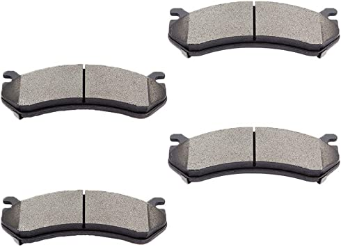 For 2003-2008 Chevrolet,GMC Express 3500,Savana 3500 Full Kit Ceramic Brake Pads