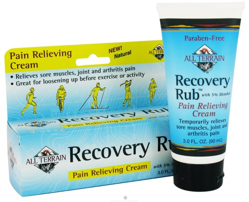 All Terrain Recovery Rub 3 oz