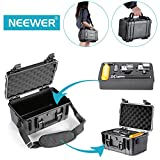 Neewer 11.42x7.09x6.3 inches 29x18x16 centimeters Water-resistant Storage Carrying Case for Gopro Hero4 Session 4 3+ 3 2 1 - SJ4000 SJ5000 SJ6000 SJ7000 Sports Cameras and Essential Accessories