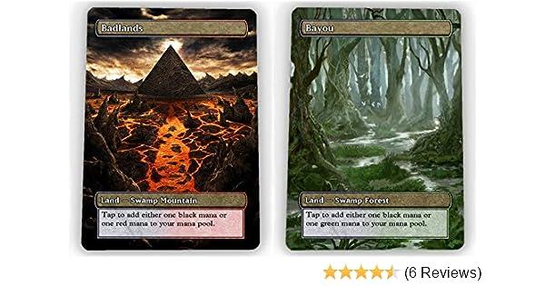 Magic The Gathering MTG Non Basic Fetch Filter Shock Dual Lands BUY 1 GET 1 FREE