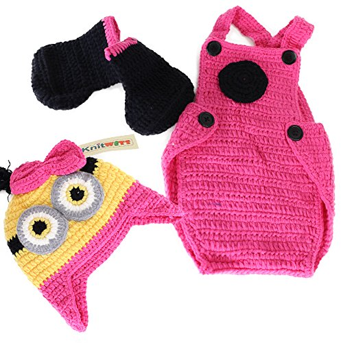 Croch (Minions Costume For Girl)